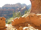 Link to cliff dwellings in Sedona
